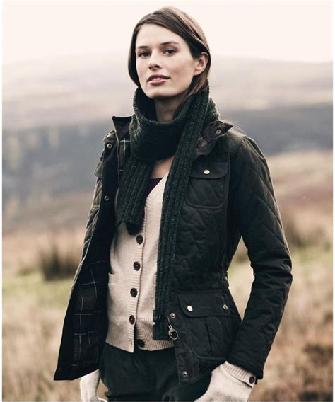 womens barbour waxed cotton utility jacket barbour womens barbour quilted utility waxed jacket olive