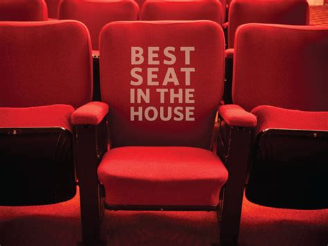 house seats pablo urbina in music the best seat in the house