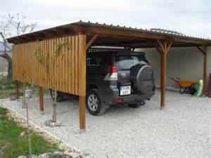 Wooden Carport Car Ports