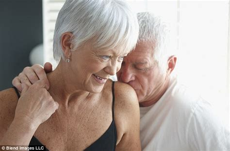old woman fun two out of five women are more sexually active after