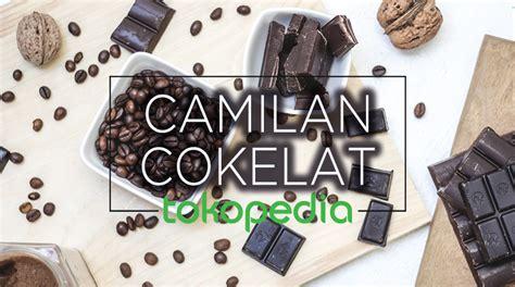 Camilan Cokelat 3 belanja 8 camilan cokelat di yuk buat teman ngeteh