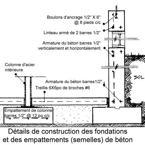 Fissure Dalle Béton 3645 by Fissure De Fondation Causes Pr 233 Vention R 233 Paration