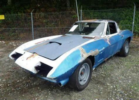 corvette stingray for sale cheap corvette project cars sale cheap autos post