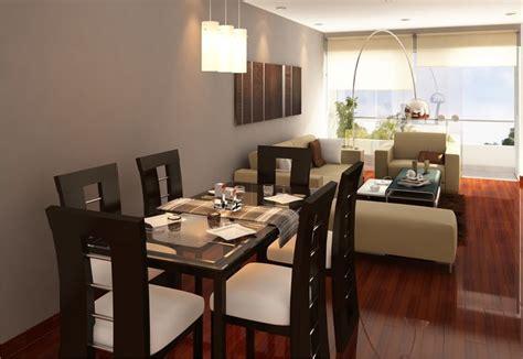 decoracion de living room decoracion de interiores salas comedor modernas peque 241 as