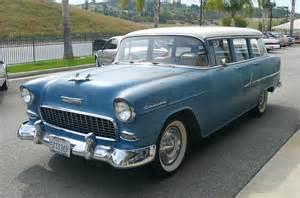1955 chevrolet 210 4 door station wagon