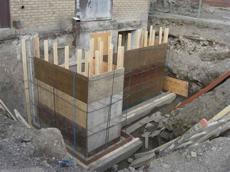 Dalle Exterieur 514 by R 233 Paration De B 233 Ton Nola Construction Montr 233 Al Laval