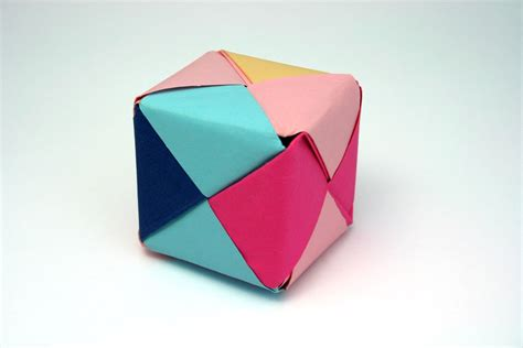 Origami Big Box - free origami box stock photo freeimages