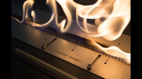 Muenkel Eu by Ethanol Brenner Quot Line Burner 750 Quot Muenkel Design