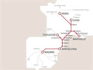 Car Rental From Barcelona To Lyon Renfe Sncf Trains To Barcelona Voyages Sncf