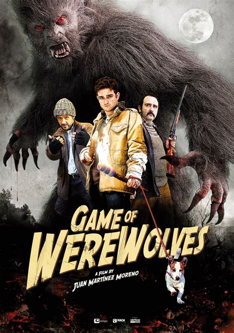 film semi spain quot lobos de arga quot or game of werewolves is a spanish