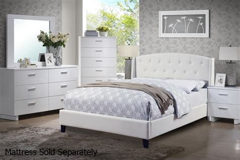 white leather bedroom sets white leather bed steal a sofa furniture outlet los