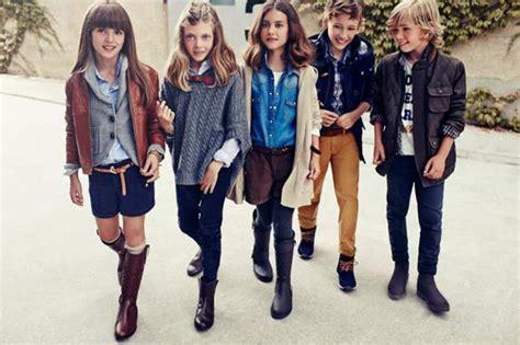 imagenes de ropa otoño invierno 2014 la moda infantil de massimo dutti oto 241 o invierno 2013 2014
