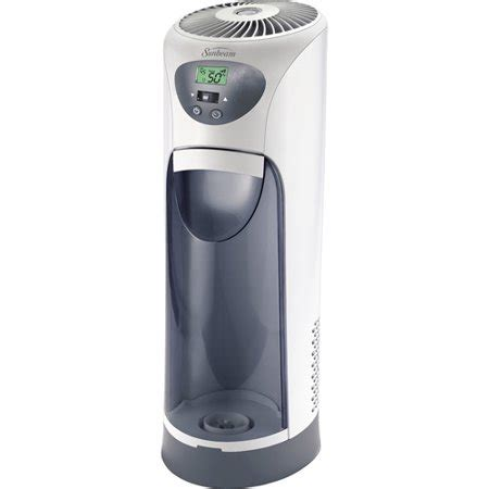 sunbeam cool mist tower humidifier scmwc um walmartcom