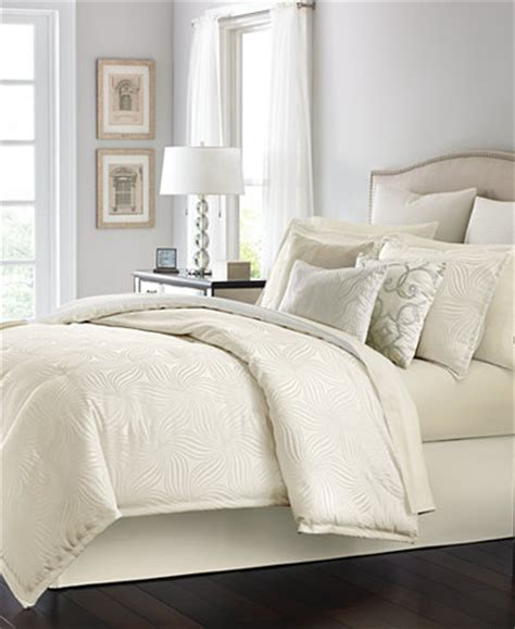 martha stewart collection juliette ivory 14 pc king