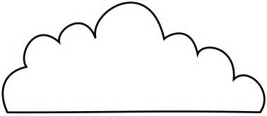 printable clouds templates cloud template printable cliparts co
