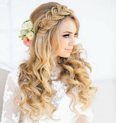 lange haare halboffen hochsteckfrisuren lange haare halboffen