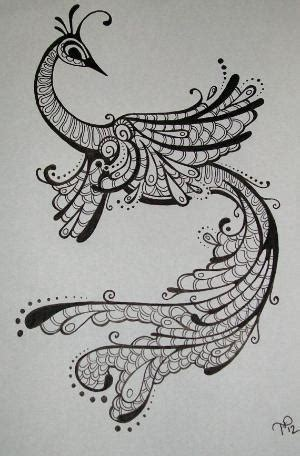 henna tattoo quebec tribal henna feather drawing custom ink drawing black