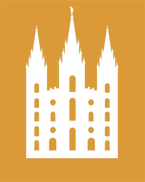 imagenes sud tumblr naranja con blanco silueta del templo sud