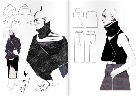 Best Fashion Illustration Blogs by Andrew Voss Fashion Portfolio Andrew Voss Fashionary