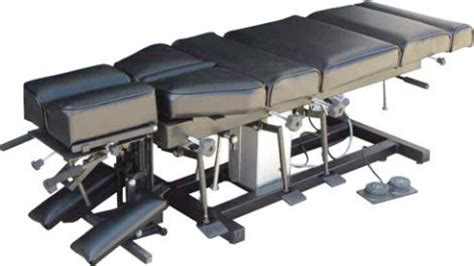 Chiropractic Table For Sale by New Mt Tables Bio 200 Chiropractic Table For Sale Dotmed