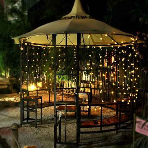 white outdoor string lights innoo tech solar outdoor string lights 19 7 ft 30 led warm
