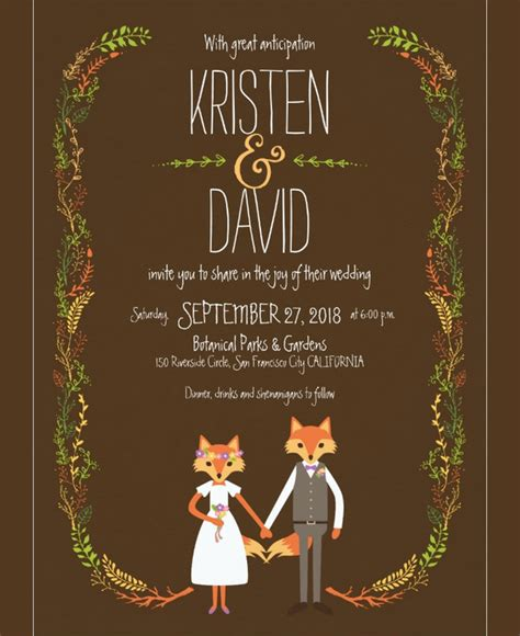 Wedding Invitation Card Exle by Exle Invitation Letter Wedding Wedding