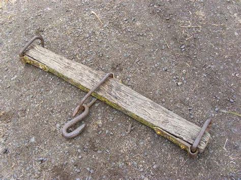 assorted styles of swingle bars for heavy horses - Swing Le