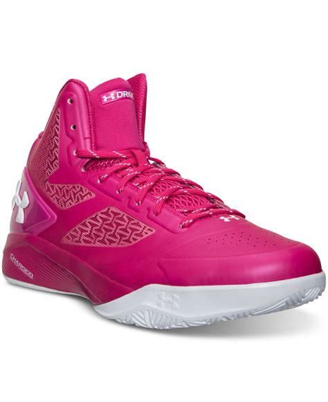 armour s clutchfit drive ii basketball sneakers