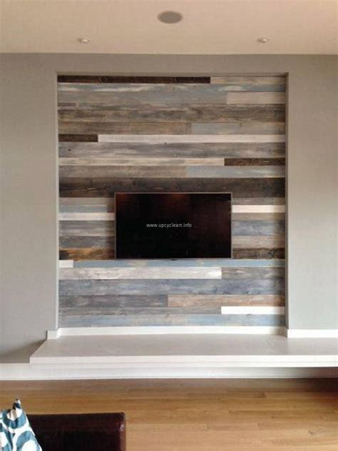 accent wall made out of pallets pallet wood projects accent wall out of wood pallets upcycle art