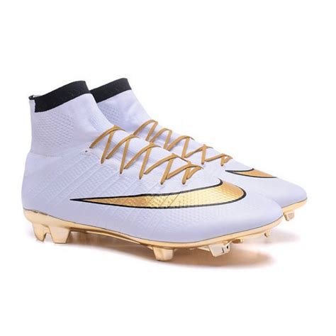 gold football shoes top new nike mercurial superfly iv fg football cleats