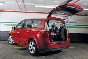 Renault Scenic Luggage Space Renault Grand Scenic Review Term Test Our Cars