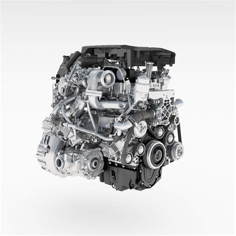 range rover diesel engine land rover release new fuel efficient ingenium diesel engine
