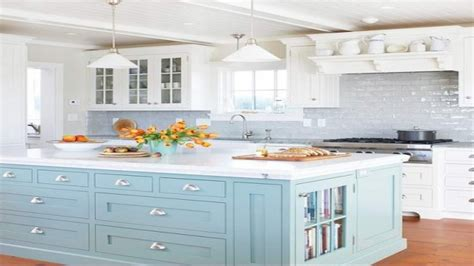 Painting Kitchen Cabinets Blue Best 28 Painted Kitchen Cabinets Allprocorp Painted Kitchen Cabinets Allprocorp Blue