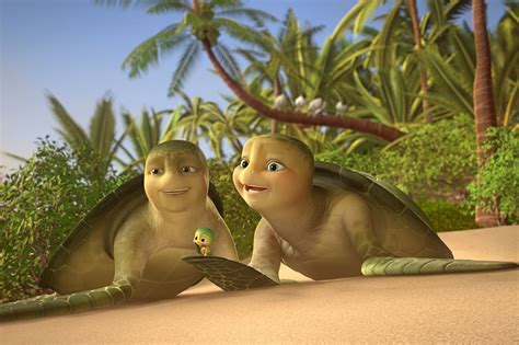 Which Character From Turtle In Paradise Lost Marbles - a turtle s tale nwave
