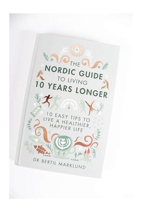 the nordic guide to nordic guide to living ten years longer free delivery next day delivery