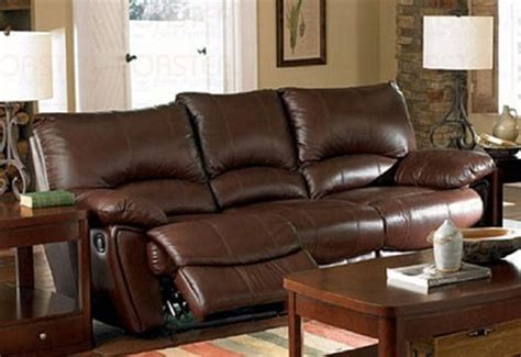 Brown Leather Sofa Recliner by Recliner Sofa In Brown Leather Match Review Best
