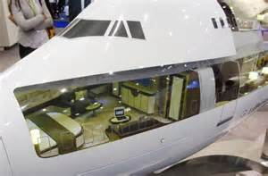 boeing 747 8 jet takes luxury to a whole new level