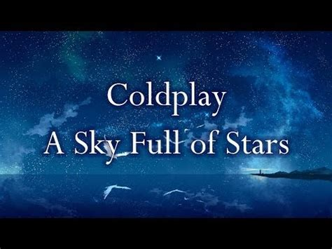 coldplay sky full of stars mp3 download coldplay a sky full of stars lyrics in mp3