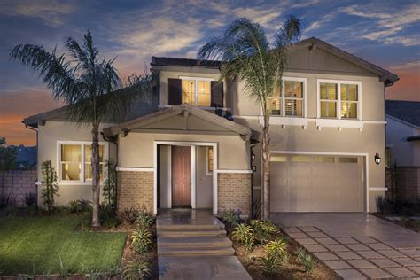 find menifee ca new homes that gives you the freedom you need