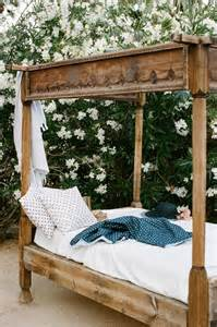 Outdoor Beds With Canopy My Garden