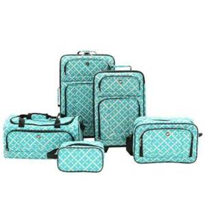home depot luggage ipack patterned luggage set 5 20075 35 5s the