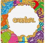Fondo De Carnaval En Estilo Garabateado  Descargar
