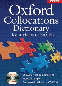 oxford collocations dictionary for 0194325385 oxford collocations dictionary