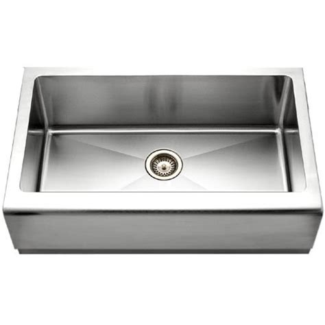 7 inch apron front sink gt cheap houzer epg 3300 epicure 32 7 8 by 20 inch