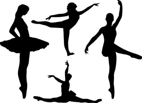 dance girl dance dancing girl silhouette vector free vector in encapsulated