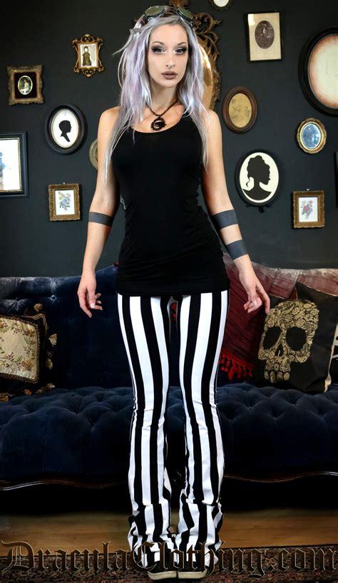 black and white striped l black and white striped clothing