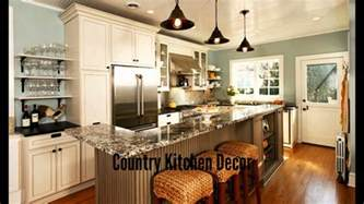 country kitchen decor youtube