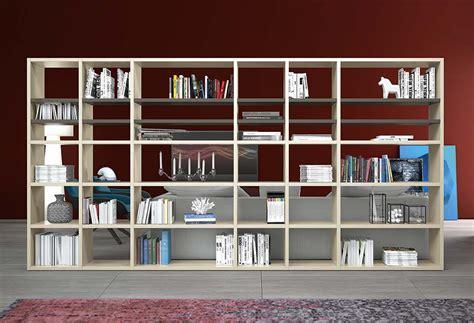 libreria divisoria bifacciale libreria bifacciale componibile start bifacciale clever it