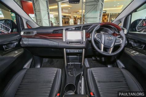 Cermin Depan Innova toyota innova generasi kedua dilancarkan di malaysia 3