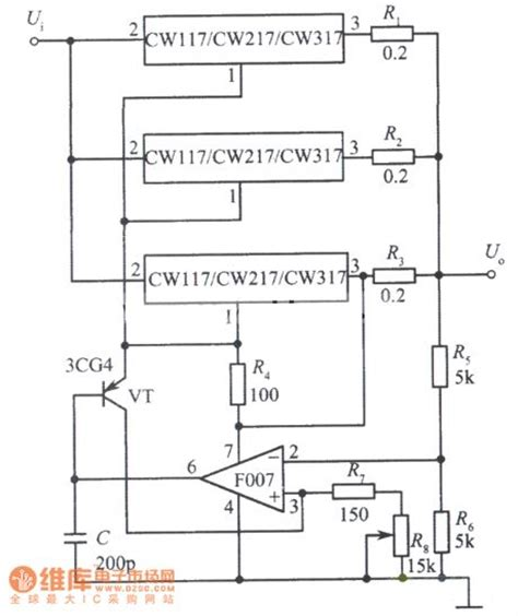 integrated circuit current regulator index 2134 circuit diagram seekic